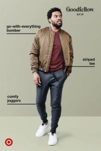 A casual look from GoodFellow & Co.