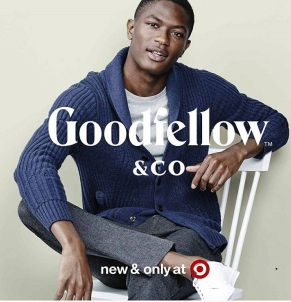 GoodFellow & Co. New & Only at Target!