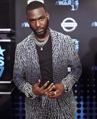 Kofi Siriboe on the 2017 BET Awards Red Carpet