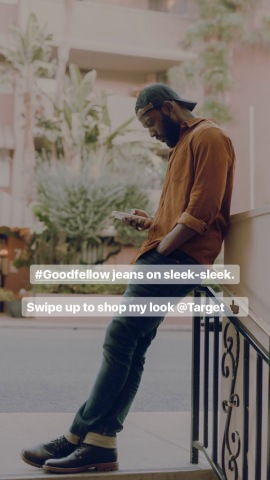 Kofi Siriboe For GoodFellow & Co.