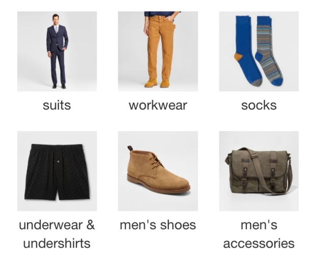 Target Launches New Men's Clothing Line- GoodFellow & Co.