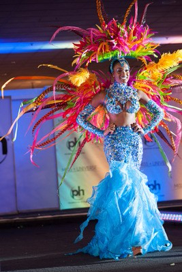 Miss Universe 2017| National Costume Competition