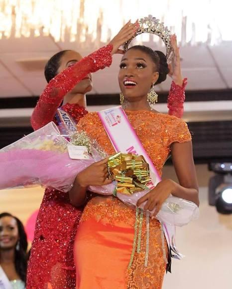 Davina Bennett| Miss Jamaica Crowning